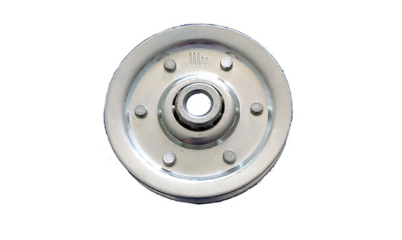 Stretch Spring Pulley